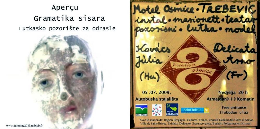 flyer Apercu Sarajevo. Automne2085