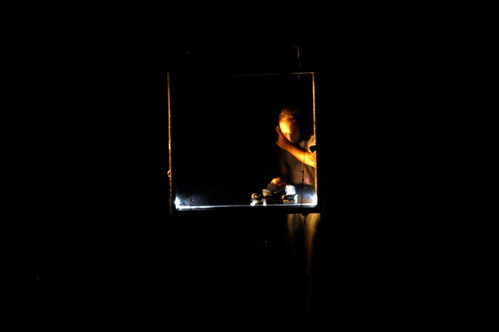 Galeri ISI Surakarta.creation sonore Davide grosso. Automne 2085