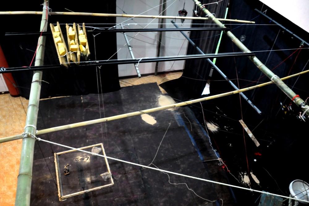 Galeri ISI Surakarta.instal. Automne 2085