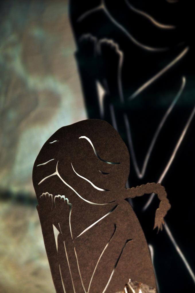 10. Silhouette Océane consolation.L'enfant de la haute mer-Theatre de Nuit. Automne2085. 0768