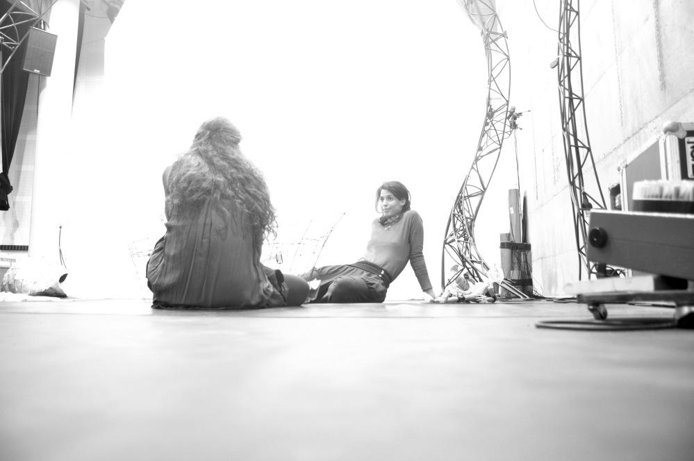 9. Repetition L'enfant de la haute mer, Theatre de Nuit. Saillans. Automne2085. DSC_1565