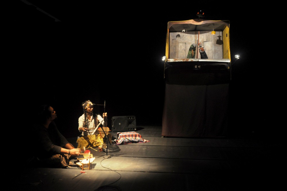The Neighbours Wayang World Puppet Carnival Jakarta 2013. ITOU Euro Asia Theater. Automne2085